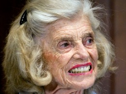Eunice Kennedy Shriver Life in Photos