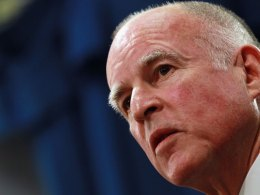 Gov. Brown to Speak at L.A. Live Thursday