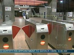 Man Shot By BART Police