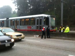 Passengers Hurt in Muni Crash