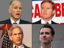 Silicon Valley Hosts Governor Hopefuls