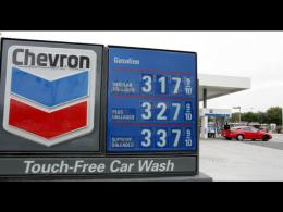 Bad Economy? Not for Chevron