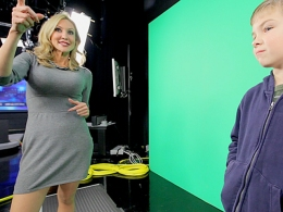 Video: Christina Loren Does Some Extreme-Weather Educating