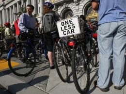 A Year Without a Car? A San Franciscan Shows How