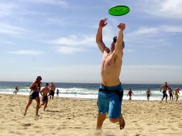 Frisbee-Maker Inks Eco-Friendly Deal