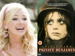 "Anna Faris Enlists for ""Private Benjamin"""