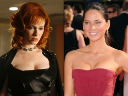 Christina Hendricks, Olivia Munn Join Sarah Jessica Parker on Wall Street