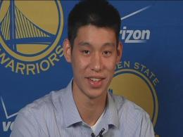 Warriors Introduce Jeremy Lin