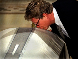 A Nation Mourns Ted Kennedy