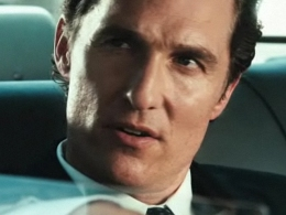 "Matthew McConaughey Is ""The Lincoln Lawyer,"" Here's the Trailer"