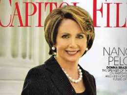 Pelosi Slammed for Photo Retouch