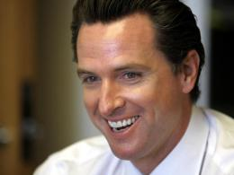 Newsom Has 1 Less Contender for Calif. Governor
