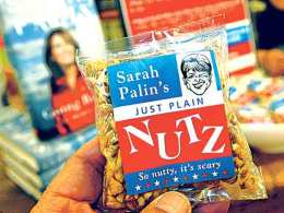 Santa Cruz Store Holds Nose, Sells Palin Book