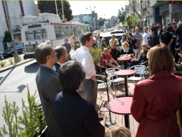 San Francisco Unveils Its Newest Mini Park