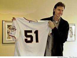 Surprise Visitor: Randy Johnson Returns to Livermore High