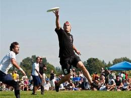 Ultimate Frisbee's Ultimate Team