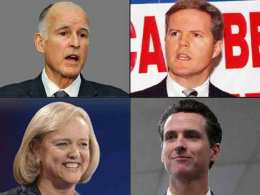 Money Talks and Candidates Walk in Gubernatorial Race