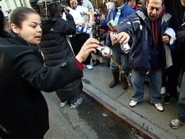 Caught On Tape: Pepsi Yankee Promo Goes Horribly Wrong