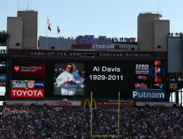 PHOTOS: Raiders Remember Al Davis