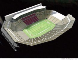 Santa Clara, 49ers Strike a Deal for Stadium Plan