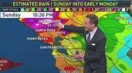 Jeff's Forecast: Sunday Storm & 15 to 40ft. Waves