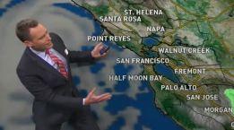 Jeff's Forecast: AM Clouds; Sunday Rain Chance