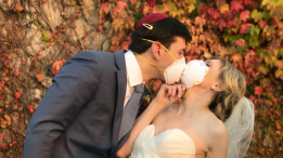 Oakland Couple Pulls Off Wedding Despite North Bay Fires