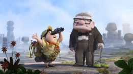 "Girl's Last Wish Fulfilled: Pixar's ""Up"""