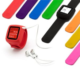 The iPad Nano Watch