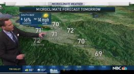Jeff's Forecast: Cloudy AM, Rain Chance and Hotter Ahead