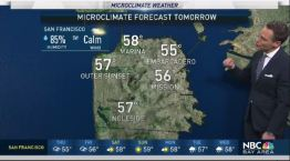 Jeff's Forecast: AM Clouds & Next Rain