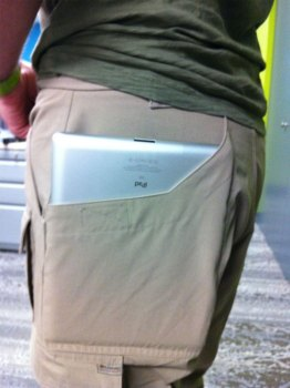 iPad 2 Gets Its Own Line of Pants