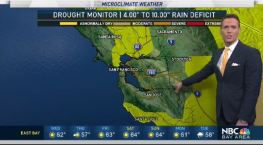 Jeff's Forecast: Drought Update