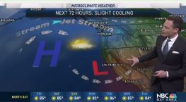 Jeff's Forecast: Unhealthy Air Quality