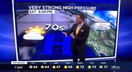Jeff's Forecast: Warmer 70s Soon