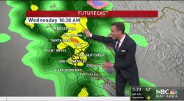 Jeff's Forecast: Rain To Clear Smoke