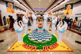 Celebrating Diwali in Milpitas, CA