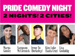 Pride Comedy Night