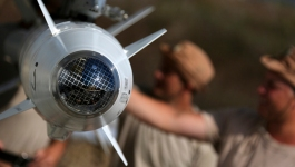 US: Russian Cruise Missiles Fired at Syria Landed in Iran