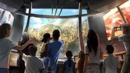 Warner Bros. Proposes $100M Aerial Tram to Hollywood Sign