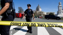 Pressure Cooker Found, Destroyed Near U.S. Capitol