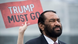 House Blocks Maverick Democrat's Trump Impeachment Effort