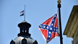 Survey Shows Enough Votes to Remove SC Confederate Flag