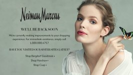 Neiman Marcus Site Down on Black Friday