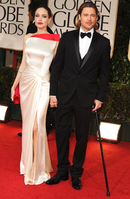 The Best High-Fashion Dresses at the Golden Globes of All Time