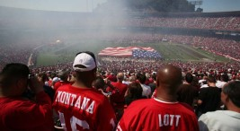 Poll Shows Santa Clara Favoring 49ers Stadium