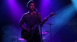 M. Ward Takes on Oakland's Fox Theater