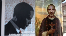 GOP Newest Target: Obama's SF Sainthood