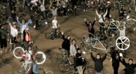 Cyclist Hit, Seriously Hurt During SJ Bike Party