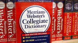 "Merriam-Webster Adds 1,700 Words, Including ""Jeggings,"" ""NSFW"""
